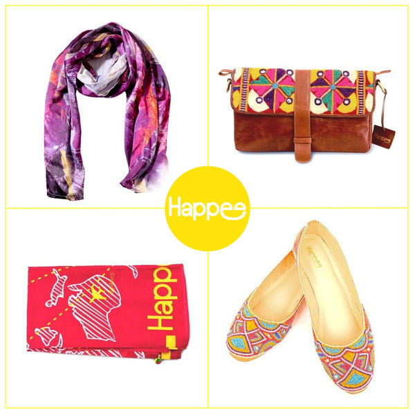 COLORFUL ACCESSORIES - DISCOVER HOW TO USE AND BRING JOY TO YOUR LOOK