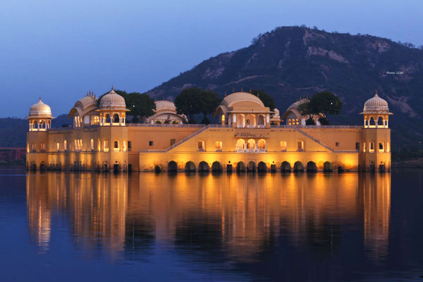 Places to visit in Jaipur - Jal Mahal