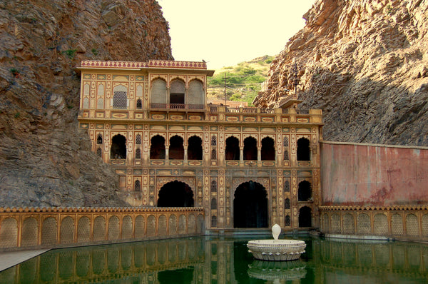 Places to visit in Jaipur - Monkey Temple