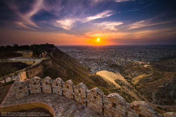 Places to visit in Jaipur - Nahargarh Fort