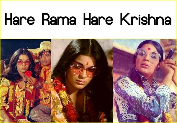 Bollywood movie Hare Rame Hare Krishna and its costumes