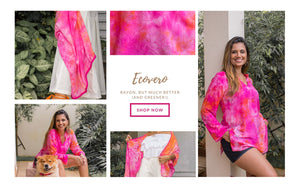Happee clothes in Ecovero
