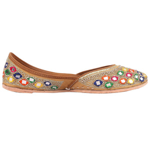 Indian Embroidered shoes for women