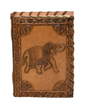 Leather Journal - Light Brown