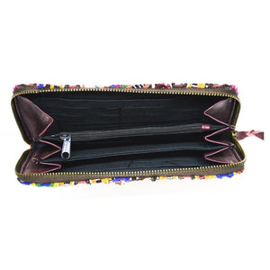 Vintage Banjara Embroidered Women Coin Wallet