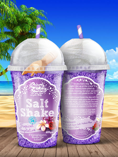 Tropical Temptation Salt Shake - Soapy Sweets