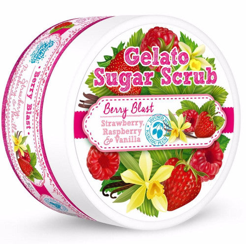 Berry Blast Sugar Scrub