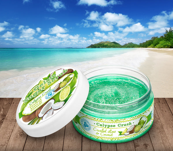Calypso Crush Sugar Scrub - Soapy Sweets - 1