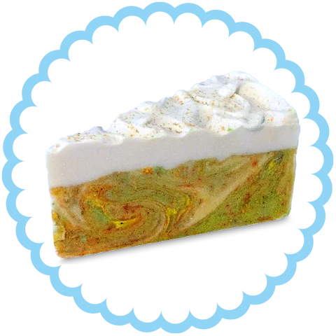 Summer Fling Cake of Soap - Soapy Sweets