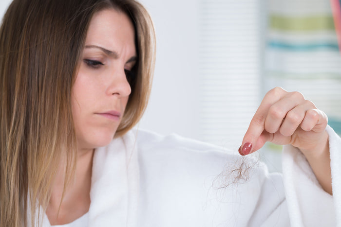 Dealing with Hair Loss after Weight Loss Surgery