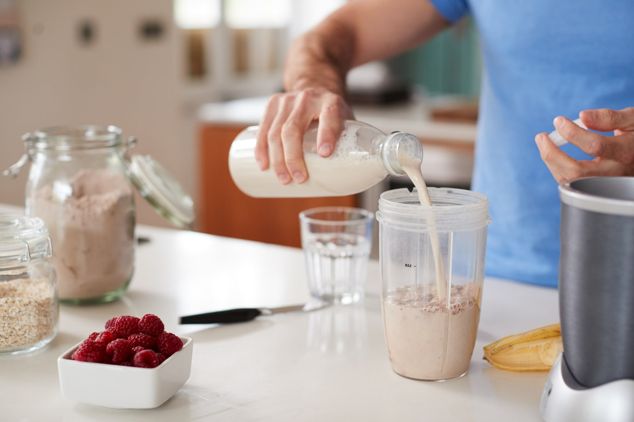 Protein Shakes after Weight Loss Surgery