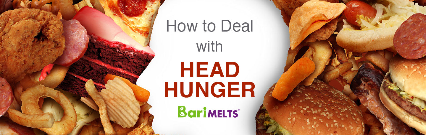 5 Ways on How to Deal with Head Hunger After Bariatric Surgery