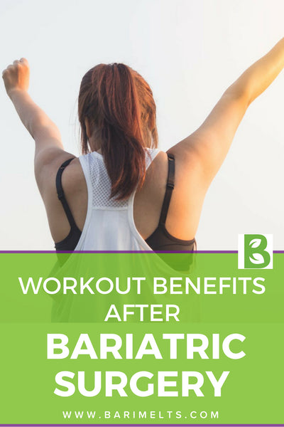 Benefits of Working out after Bariatric Surgery