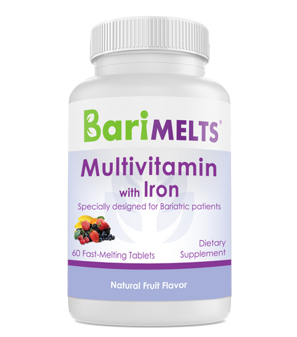 BariMelts Multivitamin with Iron Special Offer