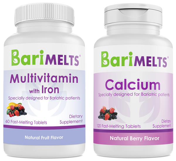 Multivitamin with Iron + Calcium Citrate