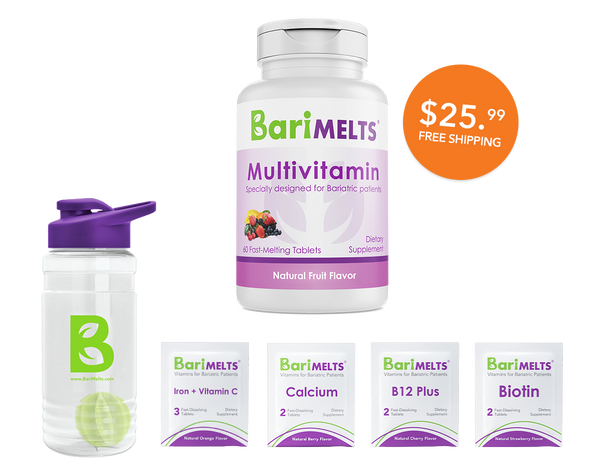 BariMelts Multivitamin Special Offer