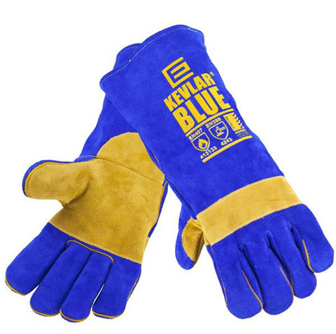 Elliotts The KEVLAR® BLUE™ Welding Glove