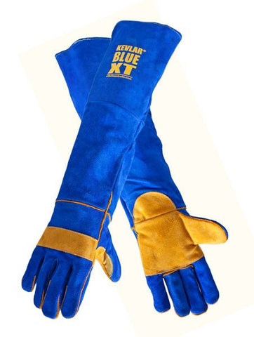 Elliotts The KEVLAR® BLUE™ XT Welding Glove #300RKBXT