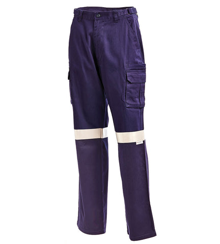 Workit Cargo Pants c/w 3M Reflective Tape 1003T
