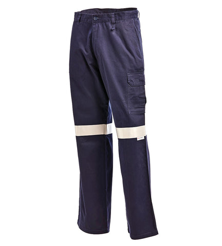 Workit Coolkit Cargo Pants c/w 3M Reflective Tape #1004T