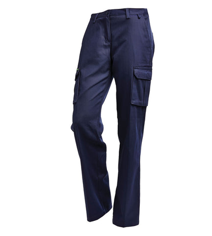 Workit Ladies Cargo Pants #1007