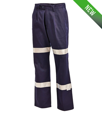 Workit Cotton Drill Pants with Double Tape #1011