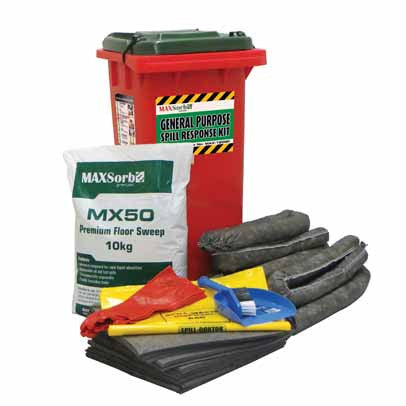 120L General Purpose Spill Kit #MAX-120GP
