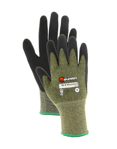 EUREKA 15-4 PUNCTURE SOFT NEEDLE PROOF GLOVE # E15-4 PS