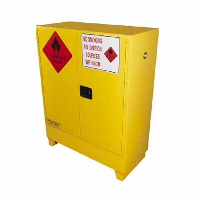 160 Litre Flammable Liquid Storage Cabinet #MAX-CC160
