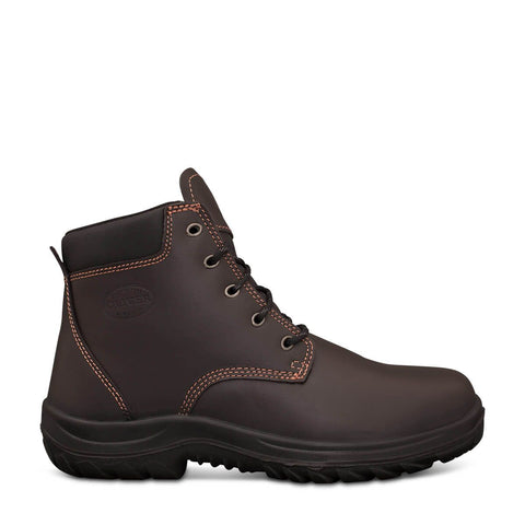 Oliver 26 Series Claret Lace Up Non Safety Boot #26-636