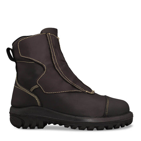 Oliver 66 Series Black Smelter Boot #66-298