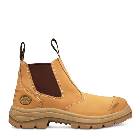 Oliver 55 Series Elastic Sided Boot (Wheat) 55-322