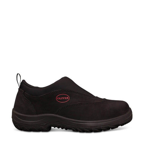 Oliver 34 Series Black or Wheat Slip On Sports Shoe