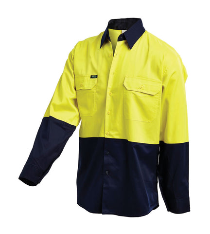Workit Coolkit Hi Vis 2 Tone Shirt 2007