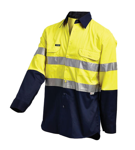 WORKIT Hi-Vis Lightweight Taped Shirt #2013