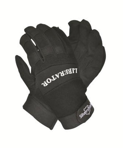 Silvershield Liberator Full Finger Mechanics Glove (Black)