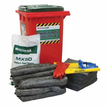 240L General Purpose Spill Kit #MAX-240GP