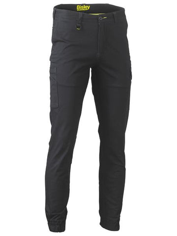 Bisley Stretch Cotton Drill Cargo Cuffed Pants BPC6028