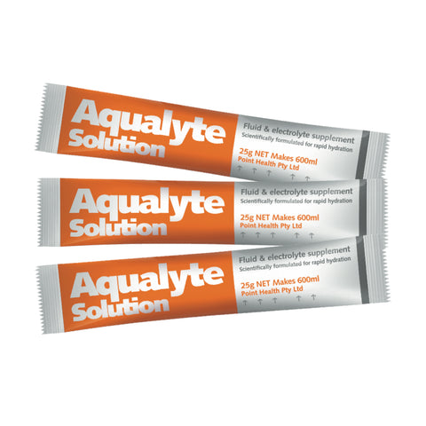 Aqualyte Orange Citrus 25g Sachets