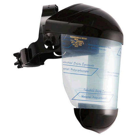 MSA Black Eagle Faceshield Complete With Clear Visor 227500CL