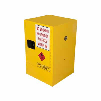 30 Litre Flammable Liquid Storage Cabinet #MAX-FC30