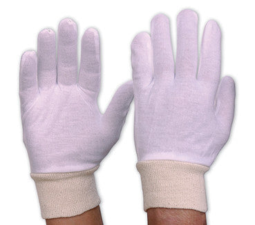 Pro Choice Interlock Poly/Cotton Liner with Knitted Wrist Mens 342CLKW