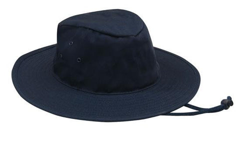 Polyester/Cotton Sun Hat #3800
