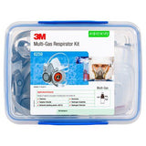 3M™ Multi-Gas Respirator Kit (A1B1E1K1P2) # M6259