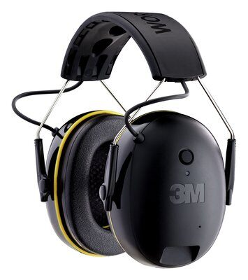 3M Worktunes Bluetooth Headset 90543-4DC, 4/CV 70006983459
