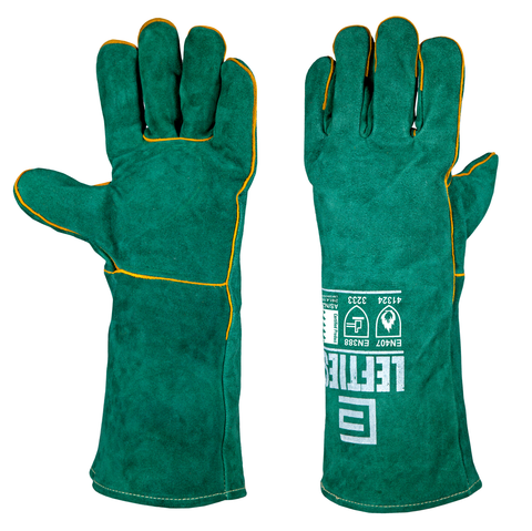 Elliotts The LEFTIES® 2 Left Handed Welding Gloves # 4062LHO