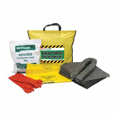 40L General Purpose Spill Kit #MAX-40GP