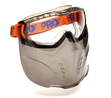 Pro Choice Vadar Goggle Visor Combination