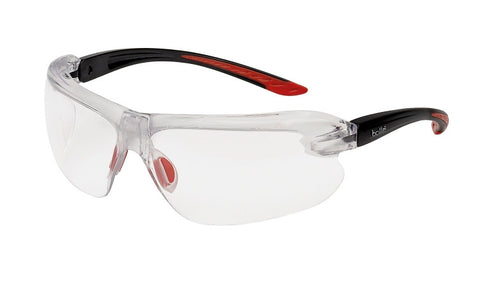 Bolle IRI-S Diopter Bifocal Safety Glasses (Clear)