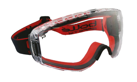 Bolle Pilot 2 Flame Retardant Fire Fighting Goggle # 1689119